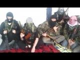 Сирия, 24.06.13. Боснийские моджахеды в Сирии