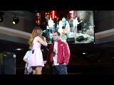 Юлия Савичева и весёлый нижегородец на концерте в Фантастике (новый дуэт)